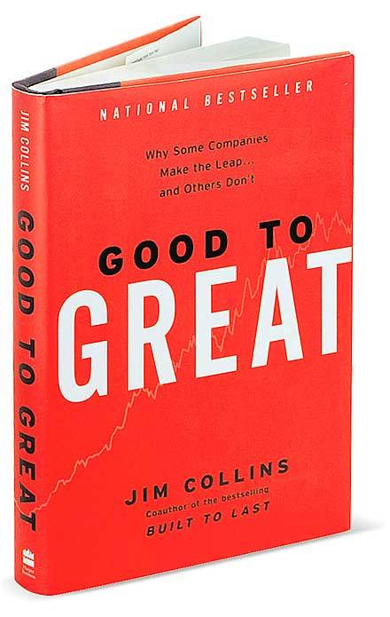"Finally read this suggested bestseller: ""Good to Great: Why Some Companies Make the Leap .. and Others Don't"" by Jim Collins. Definitely would appeal more to aspiring MBAs and top executives than journalists, but I did find some helpful points for leaders aspiring for greatness. My favorite concepts from the book? I've boiled down to two of the most memorable questions I'll keep asking: 1. How do we attract/hire/retain the ""right"" people in the newsroom? Some excerpts: — The good-to-great leaders began the transformation by first getting the right people on the bus (and the wrong people off the bus) and *then* figured out where to drive it. — Put your best people on your biggest opportunities, not your biggest problems.  — The purpose of compensation is not to ""motivate"" the right behaviors from the wrong people, but to get and keep the right people in the first place. (p. 63-64) So this leads me to more questions:  How do the ""right"" people behave? What appeals to those folks? I would argue for highly creative, self-motivated people with a deep sense of purpose and curiosity. Critical thinkers. Problem solvers. Enthusiastic about our readers, our community and how journalism serves the community. A personal story: I wanted to work at The Roanoke Times in 2000 not just because it was the daily newspaper in my hometown — but because it offered tuition reimbursement. My goal was to earn my master's degree while working full time (and while paying off my undergrad debt). The purpose of earning the master's degree was primarily so I could adjunct later in my career, whatever that would evolve into. So add lifelong learner to the list? What company benefits or cultural attributes would attract creative, lifelong learners to our newsroom? 2. As a news org, what is our purpose? Our core values? I'm intrigued by the author's Three Circles/Hedgehog Concept, which helps simplify your mission and values — and get the most meaning from your business and/or personal life. And it's not just because I'm a sucker for silly analogies. He explains: ""The good-to-great companies are more like hedgehogs — simple, dowdy creatures that know 'one big thing' and stick to it. The comparison companies are more like foxes — crafty, cunning creatures that know many things yet lack consistency."" (p. 119) Three intersecting circles translates into this simple, hedgehog concept: 1. What you are deeply passionate about 2. What you can be the best in the world at 3. What drives your economic engine How would the leadership of The Roanoke Times / roanoke.com answer those questions? What would our circles look like? And in your own career, how would you answer? Later on in the book, Collins talks more about purpose and core ideology:  ""Enduring great companies preserve their core values and purpose while their business strategies and operating practices endlessly adapt to a changing world. This is the magical combination of 'preserve the core and stimulate progress.' "" (p. 195). All this talk about finding that enduring core purpose and identity reminded me of one of my favorite parts of ""Blur: How to Know What's True in the Age of Information Overload"" by Bill Kovach and Tom Rosenstiel. (SEE NEXT POST)."