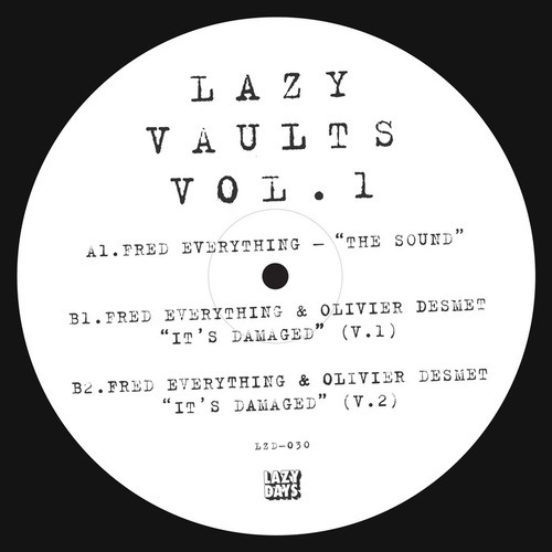 Fred Everything & Olivier Desmet - It's Damaged (V.2)
