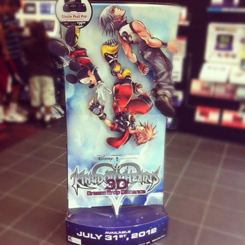 Can't wait! (Taken with Instagram at Gamestop)