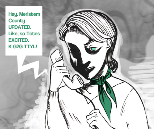 Hey! Meristem County Updated!!! Please go check it out.