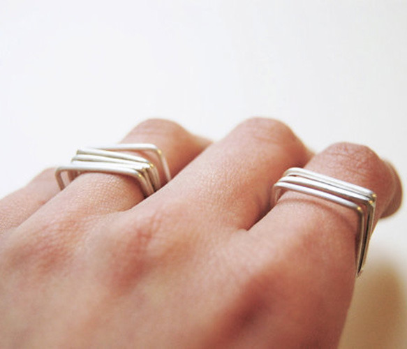 Stack them or rock them solo - we are loving these delicate beauties on the site today!