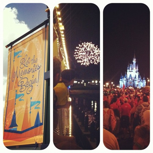 My magical weekend! #disney #magickingdom #disneyworld  (Taken with Instagram at Walt Disney World Resort)