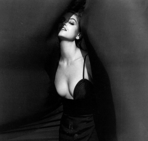 Cindy Crawford for Versace photography by Herb Ritts