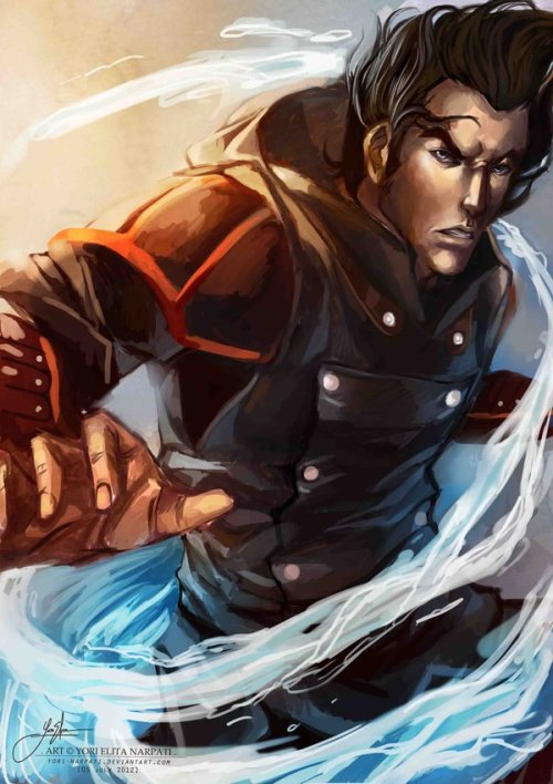 firelordvegeta:  My new favorite Noatak picture, so badass