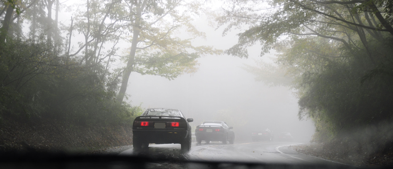 njborn95:  JZA70s in the rain.