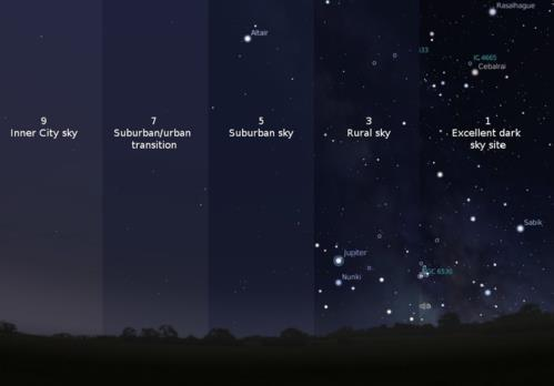 The Problem of Light Pollution It has been estimated that 30% of all US outdoor lighting is directed skyward as waste light at an annual cost of $1.5 billion dollars in wasted electricity, energy that required the burning of 6 million tons of coal to produce in the first place. Waste light is wasted energy that serves no useful purpose and needlessly contributes to greenhouse gas emissions. Light pollution is a problem for all of us, not just astronomers. Organizations such as the International Dark-Sky Association and the Campaign for Dark Skies (UK) raise awareness of the problem and educate communities worldwide about practical solutions. The IDA Web site at http://www.darksky.org is an excellent source of information and news on the subject. Visit the IDA Web site and support their endeavors by becoming a member.