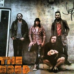 The used and oh look jephs sign it ^_^ (Taken with Instagram)