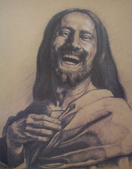 Jesus Wants You To Laugh. Jesus Wants You To Live Free From Boredom