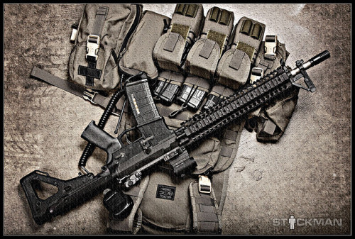 Tactical Tailor Plate Carrier by stickgunner on Flickr.