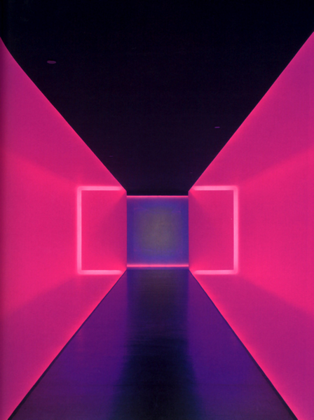 zeroing:  James Turrell