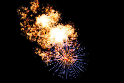 Photo of the Week: This is my favorite photo of fireworks from the 4th of July.
