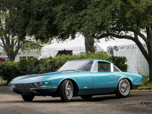 1963 Chevrolet Corvette Rondine Coupe.