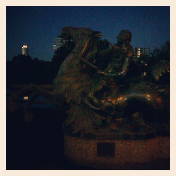 Taken with Instagram at Meergott-Brunnen