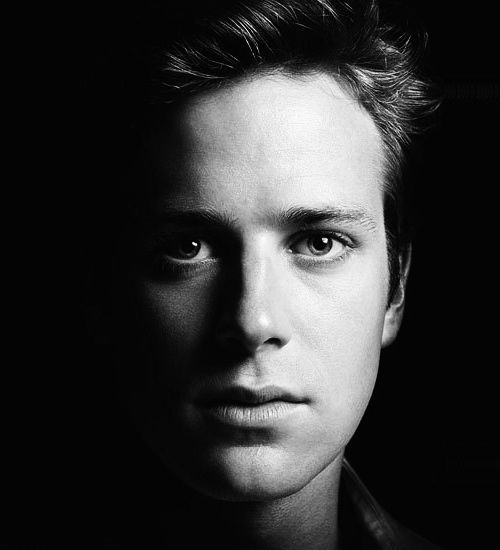 No matter who is going to be casted at the end, but Armie Hammer will always be my Finnick Odair.