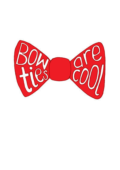 "argh-ugh:  ""MOM, BOW TIES ARE REALLY COOL!"""