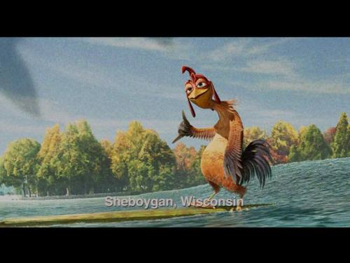 chicken joe lol, my favorite character in the movie lmao
