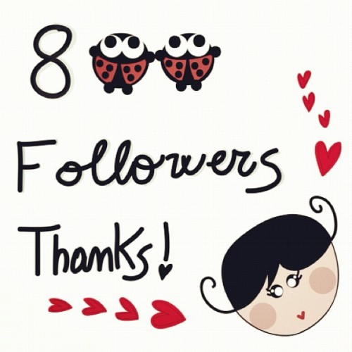 Thanks everyone so much for following 😘😘😘😘 http://instagr.am/p/M1XO27JRvJ/