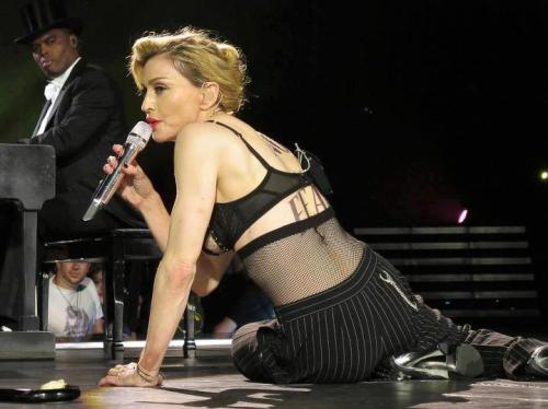 Like a Virgin MDNA