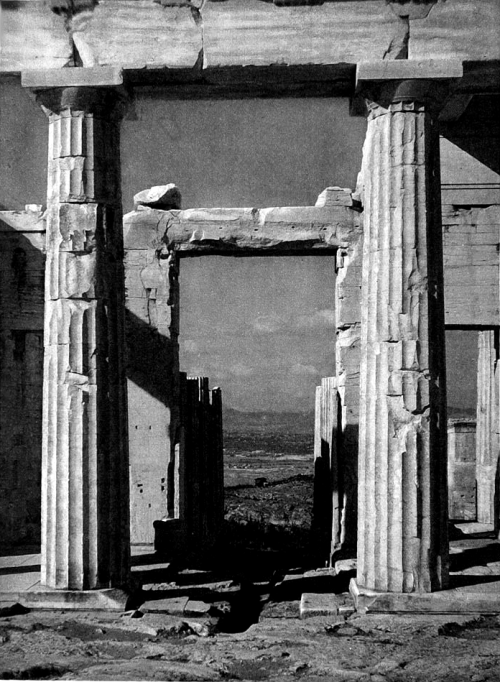 rarething:  Propylaea, the monumental gateway to the Acropolis in Athens, Greece.