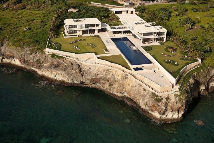 living-in-luxury:  Casa Kimball, Dominican Republic