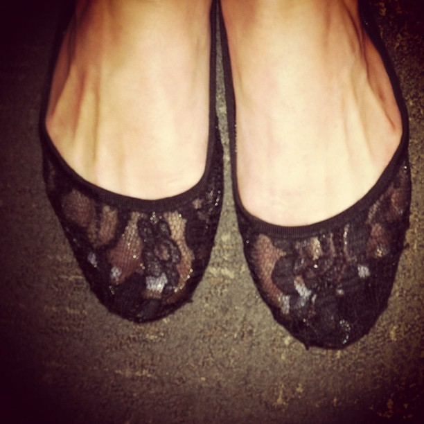 #fashion #shoes #lace (Taken with Instagram)