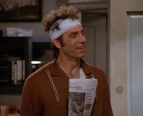 """The Paddy"" - Cosmo Kramer"