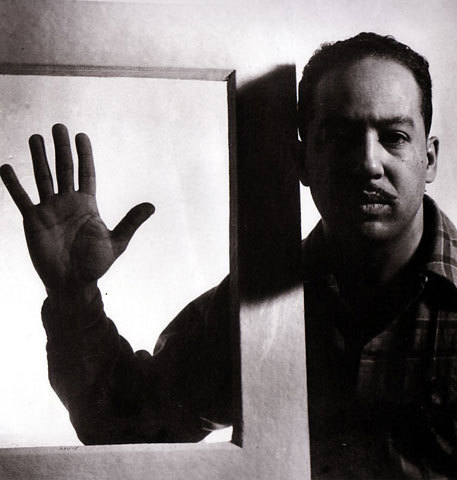 Gordon Parks, Langston Hughes, 1941
