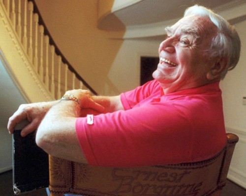Oscar-winning film star Ernest Borgnine dies in LA at age 95