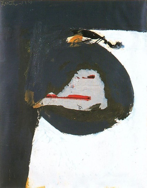 workman:  bblacha: Robert Motherwell