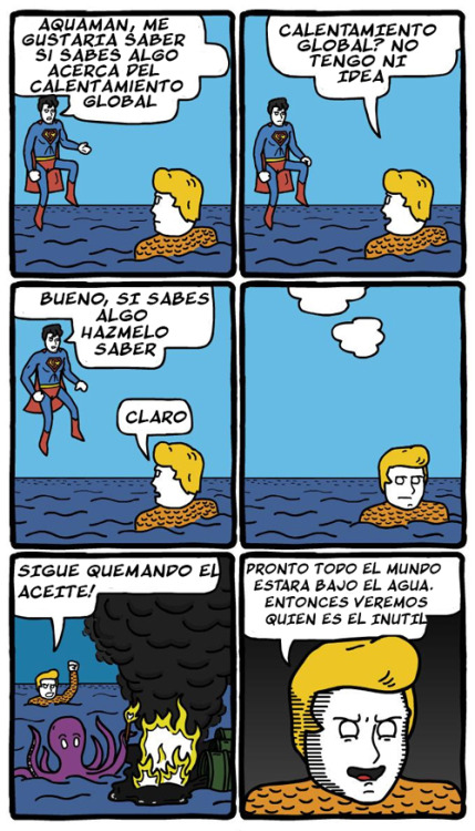El infalible plan de Aquaman
