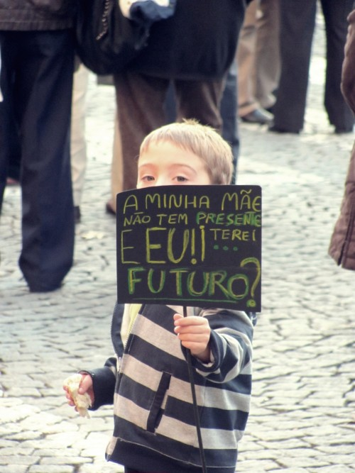 background2:  Greve geral. Porto. 2011.