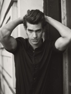 hellogiggles:  Crush of the Week: Andrew Garfield by Meghan O'Keefe