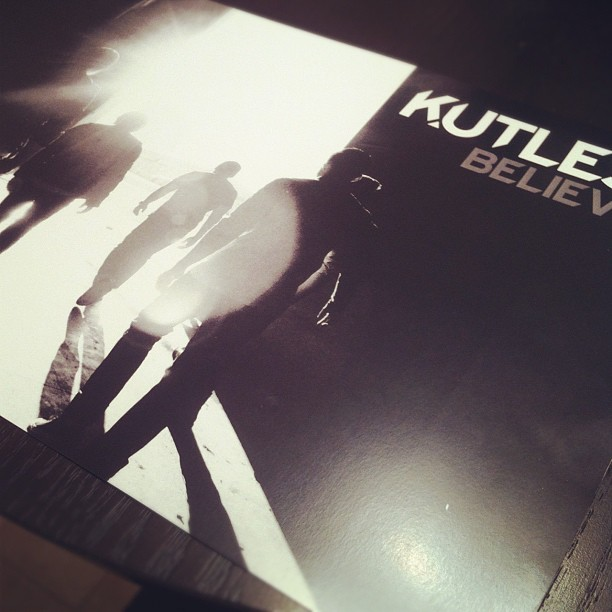 You guys see the brand new @kutless #believer posters? (Taken with Instagram)