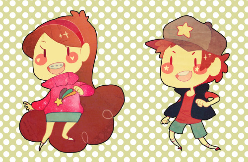 mookie000:  mookie000art:  gravity falls keychains!  from the LS! still LSing~