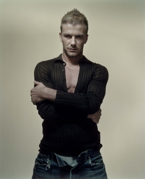the most amazing David Beckham