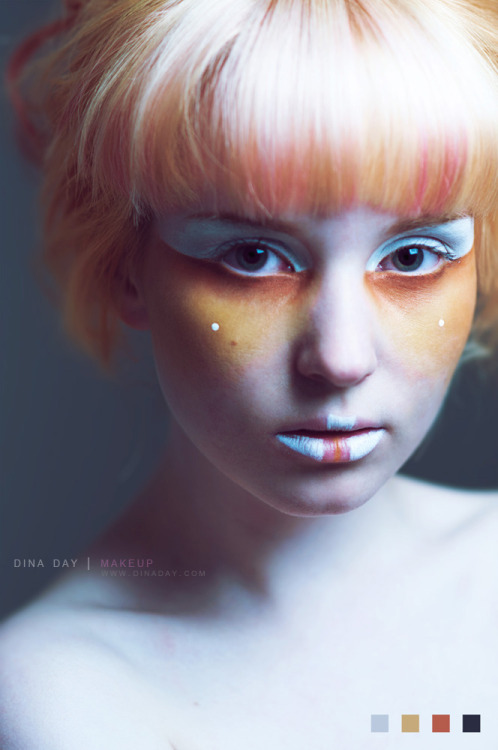 Through the Stars by ~DinaDayMakeup