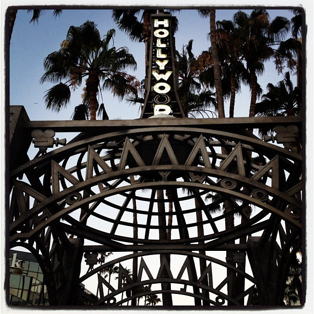 Day trip. #hollywoodandhighland #la  (Taken with Instagram at Live Nation Entertainment)