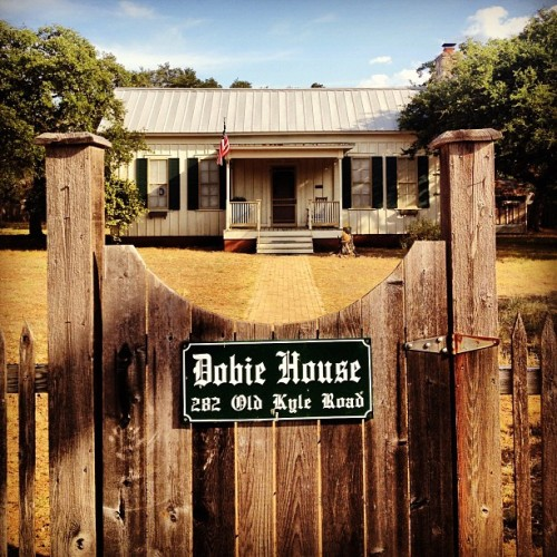 Ye olde Dobie House.  (Taken with Instagram)