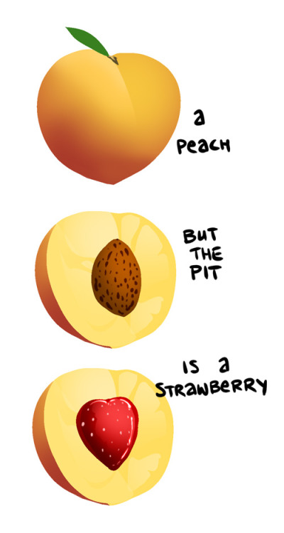 nedroidcomics:  I had an idea that will revolutionize the fruit industry