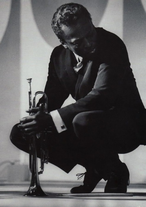 colbymurphy:  #Miles Davis #Jazz  This guy was a true pioneer in the music industry. #BeatnikSnapApplause