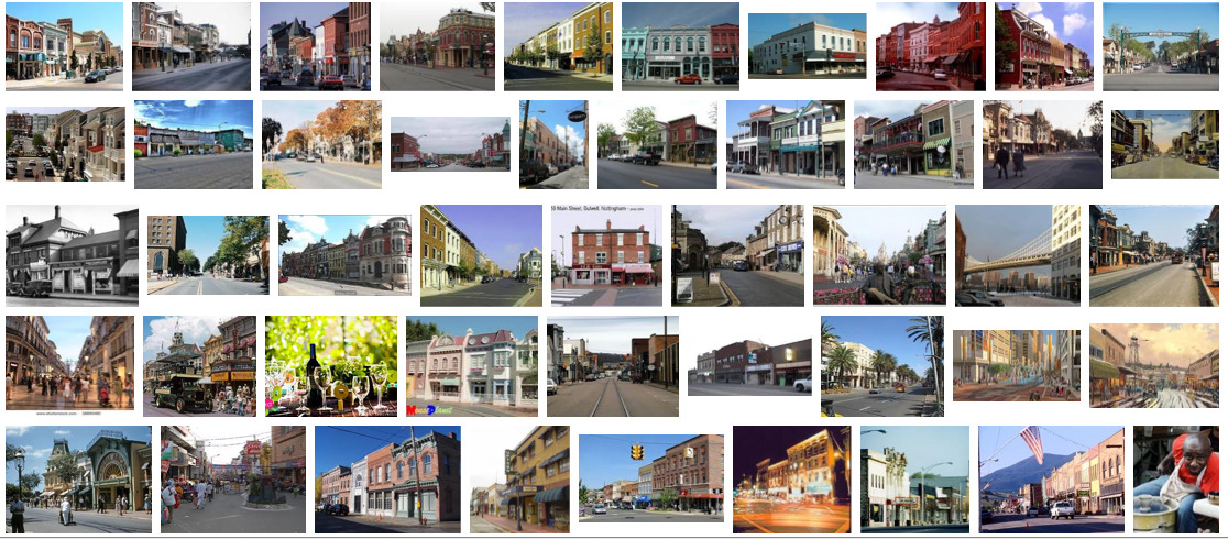 """Main Street,"" Google Image search by Rob Walker, July 5, 2012"