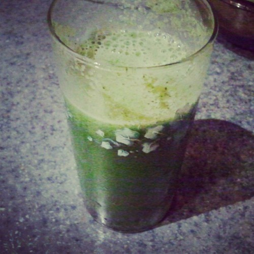 #Juicing (Taken with Instagram)