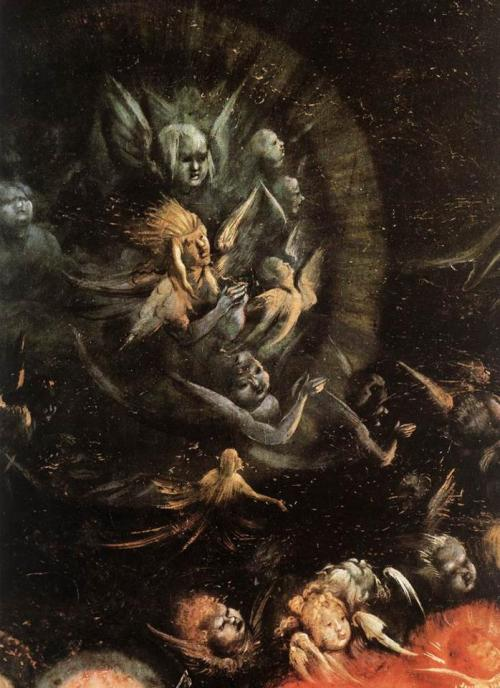 norma-bara:  Concert of Angels (detail), c. 1515The Isenheim Altarpiece - Matthias Grünewald