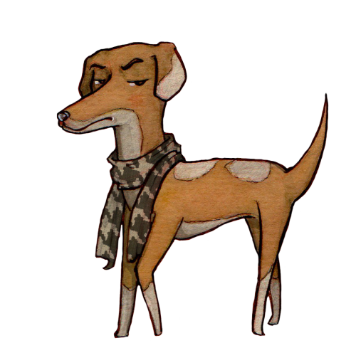 Top Dog's Tweed! Sneak peak of another one of the characters! DaleApp Games/ Pretty Smart Games will be releasing the game on Android in September. If you have an Android, you should totally check out their games! I have been working on this project for a while, and now I am about to hit the backgrounds! So my posts will be far and few between until they are done. Cheers!