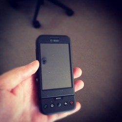 parislemon:  Dug this up. Wonder if the Jellybean update is available yet. (Taken with Instagram)
