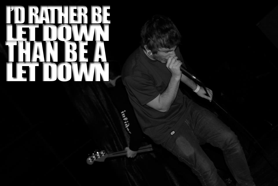 exhaledoom:  Sworn In - Let Down