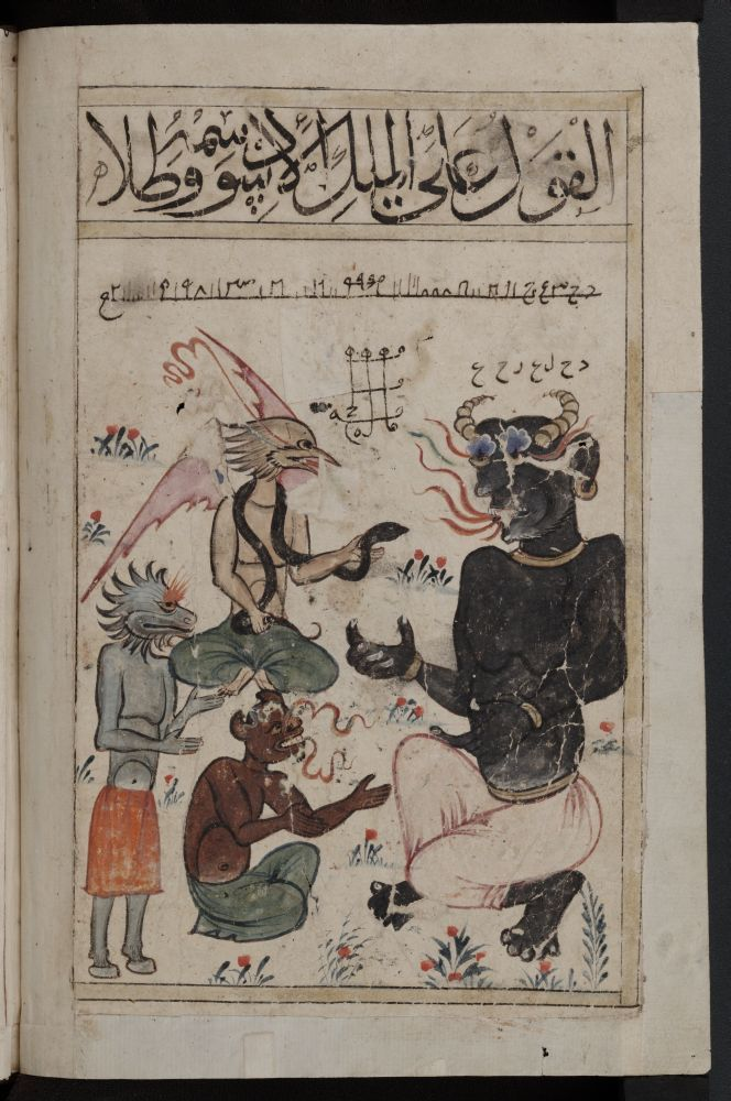 splinter-eye:  todf:from the Kitab al-Bulhan.