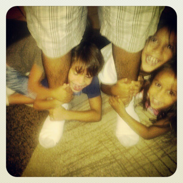 I love these #Babies one day ill be a #daddy (Taken with Instagram)