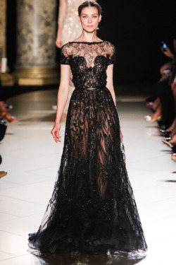 evachen212:  the following people really should wear this Elie Saab couture dress in the near future: Rooney Mara, Beyonce, Zoe Saldana, Emma Stone (if she's feeling brave)