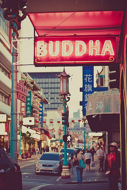 sanfrancisko:  China Town, San Francisco (DREIKELVIN)